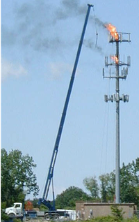 Cell Tower Failures